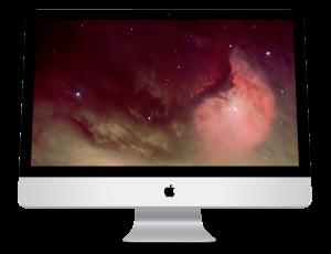 iMac scherm
